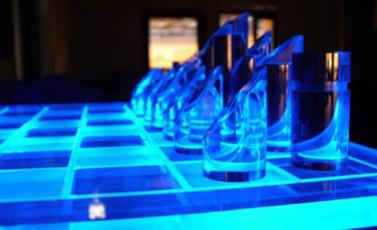 led ajedrez chess