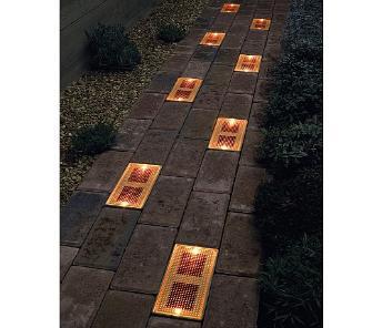 Luces solares para el jard n decoraci n - Luces de jardin solares ...
