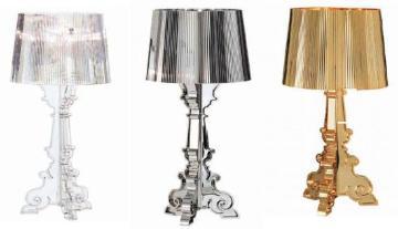 lampara barroca