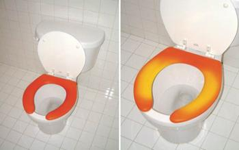 thermo toilet vater