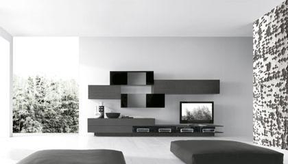 Muebles bajos para el sal n una buena idea decoraci n for Muebles bajos de salon