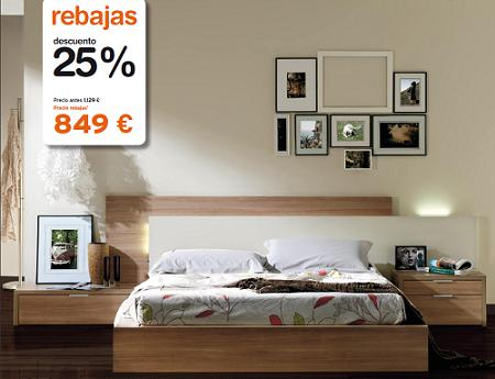 Muebles online rebajas casas de muebles en madrid for Outlet de muebles online