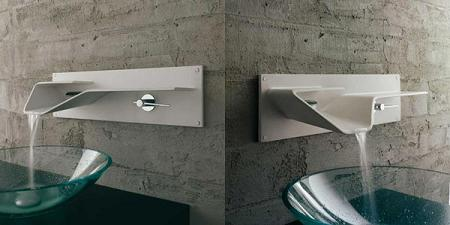 Ideas para el cuarto de baño: 5 grifos muy modernos