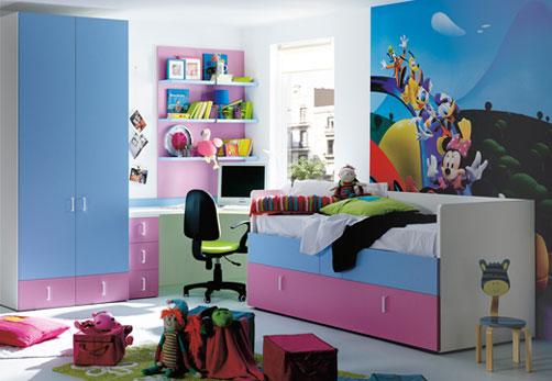 Ideas para el almacenaje de juguetes en habitaciones - Organizar habitacion ninos ...