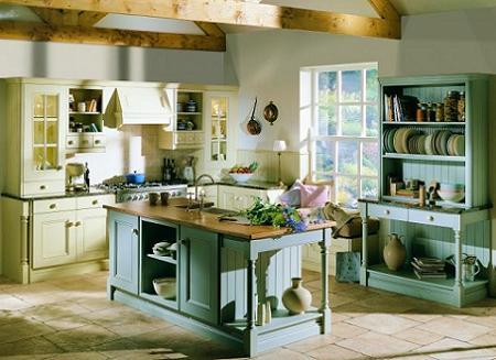 Decoraci n r stica decoraci n - Cocinas estilo ingles decoracion ...
