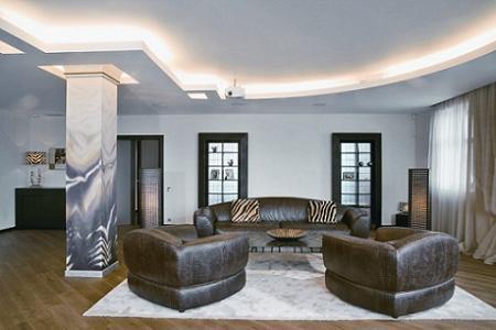 Apartamento de estilo africano decoraci n for Decoracion estilo africano
