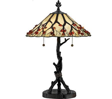 5 lámparas de cristal – Decoración