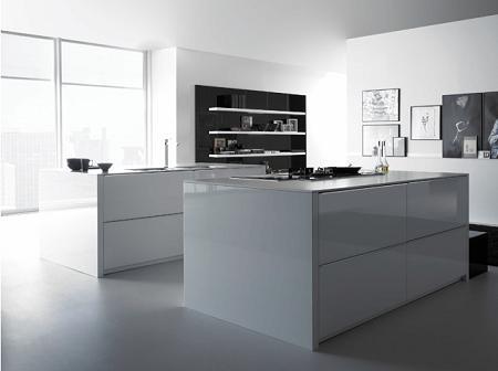 Cocinas modernas decoraci n for Cocinas espanolas modernas