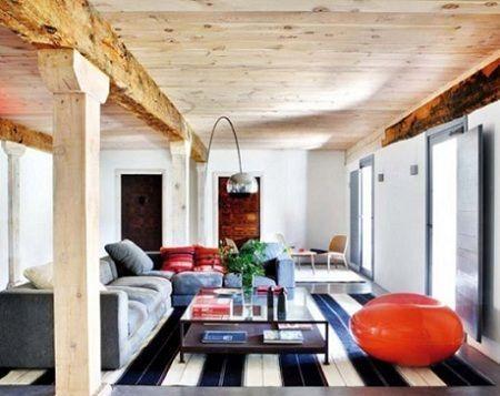 decorar-una-casa-de-campo