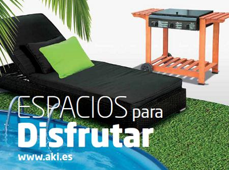 Cat logo de aki 2011 decoraci n - Catalogo aki jardin ...