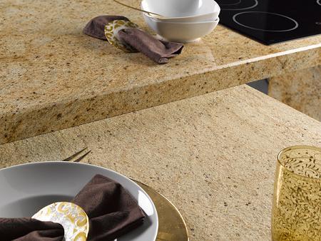 Decoraci n encimeras de granito naturamia para cocinas y ba os for Colores de granito para encimeras de cocina