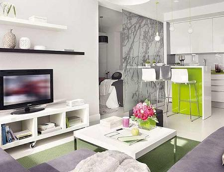 Decorar Un Apartamento Pequeno Decoracion - Como-decorar-un-apartamento