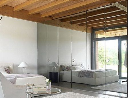 Decoraci n armario ropero for Armarios roperos para habitaciones pequenas
