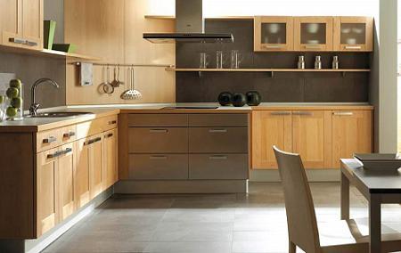 Decoracion mueble sofa cocinas en l for Muebles de cocina en forma de l