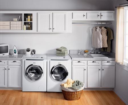 10 cuartos de lavado – Decoración