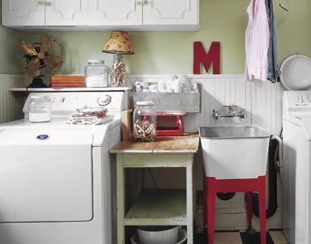 10 cuartos de lavado decoraci n for Diseno de muebles para cuarto de lavado