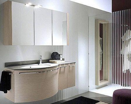 Decoraci n espejos de ba o - Espejos para banos minimalistas ...