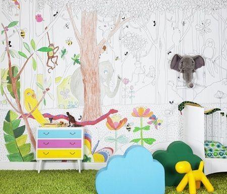 murales infantiles