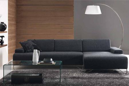 Sof s con chaise longue decoraci n for Sofas natuzzi precios