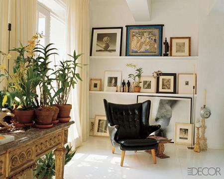 Decorar con plantas decoraci n - Plantas para salon ...