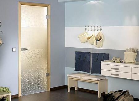 Puertas de interior de cristal decoraci n for Puertas cristal interior casa