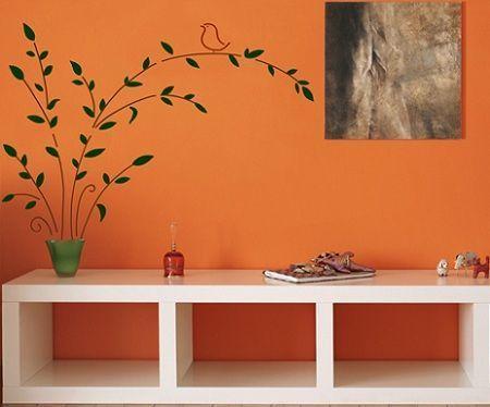 Plantillas de stencil para pintar decoraci n - Plantillas pared ...