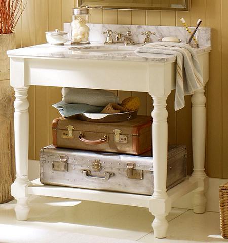 Decoraci n vintage con maletas decoraci n for Maletas vintage decoracion