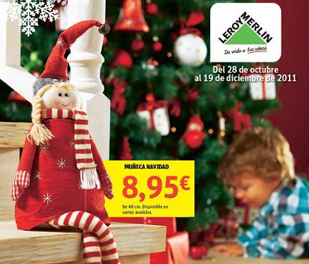 Catalogo de navidad de leroy merlin decoraci n - Arbol de navidad leroy merlin ...
