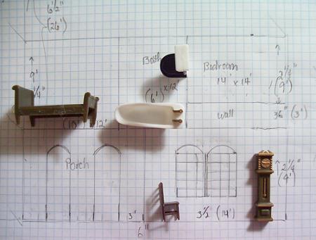 C mo hacer un plano a escala decoraci n for Hacer plano habitacion