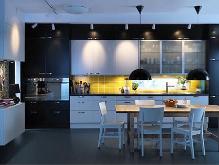 La iluminaci n de la cocina decoraci n - Iluminacion en la cocina ...