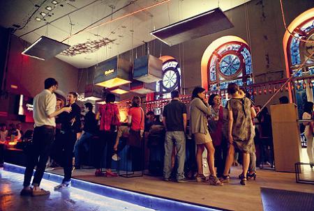 Bar Casa Decor