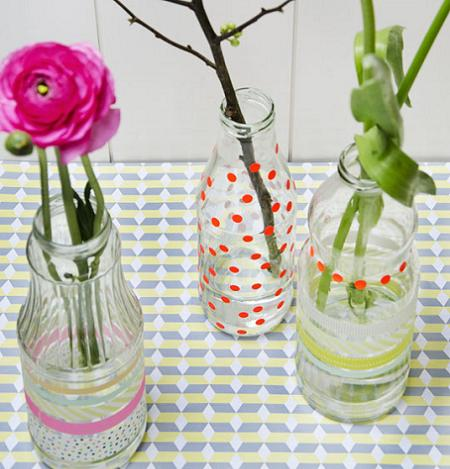 Hacer un florero decoraci n - Como hacer un photocall casero ...