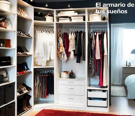 Casas cocinas mueble armarios baratos en ikea for Armarios almacenaje baratos
