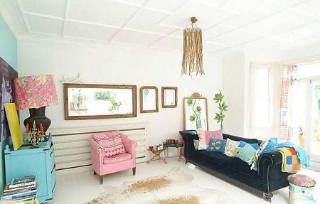 Ideas para darle un toque vintage a la decoraci n de tu for Decoracion casa vintage online