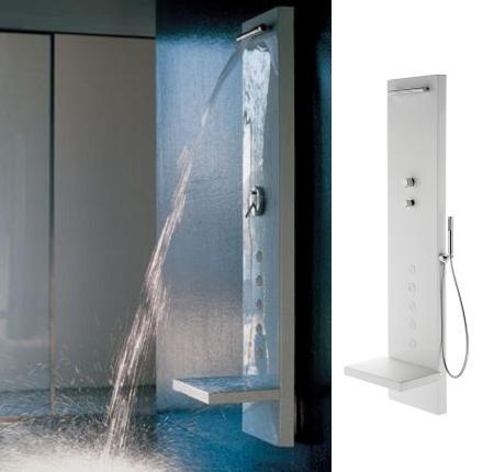 Decoraci n lo ltimo en duchas de dise o un lujo para tu ba o - Ducha de diseno ...