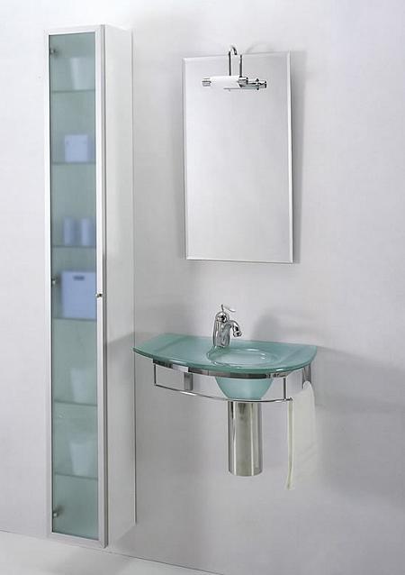 Decoraci n decora tu ba o sin mueble de lavabo por qu no - Decora tu bano ...