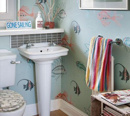 Azulejos para ba os en el lavabo decoraci n - Azulejos para el bano ...
