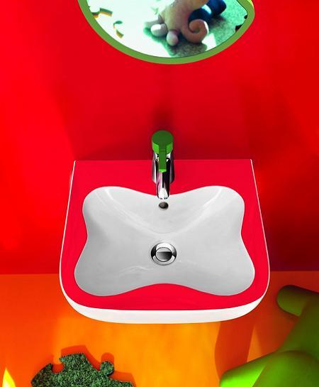 Baño Ninos Decoracion:Baños para niños