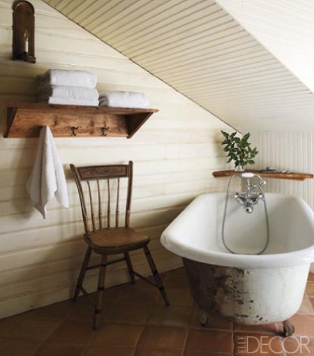 Decoracion Baño Rural:Decoración Más baños rústicos