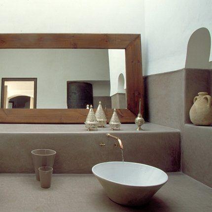 Decoración Baños de estilo oriental