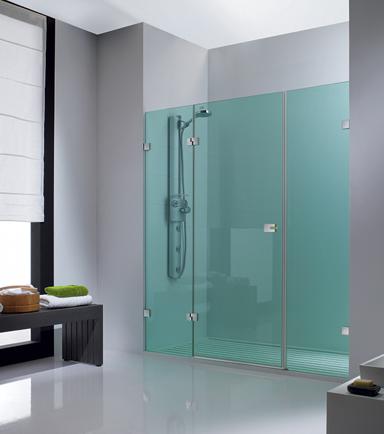 6 mamparas de dise o para conseguir una ducha de dise o - Mamparas de ducha de diseno ...
