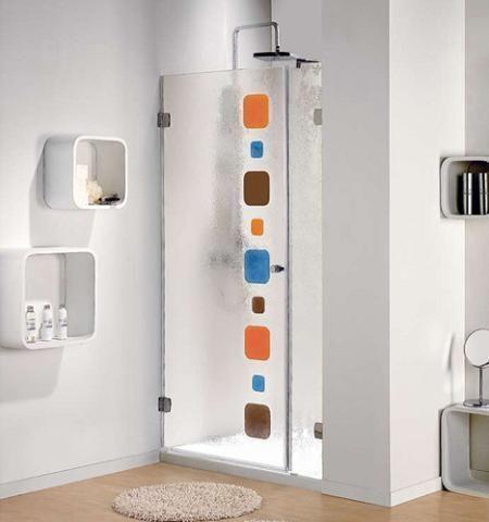 Mamparas de ducha decoradas decoraci n - Decoracion mamparas ...