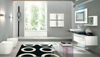 decoración baños de diseño de la firma italiana mastella - Muebles De Bano Diseno Italiano