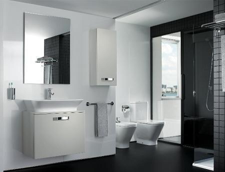 Ba os minimalistas decoraci n for Muebles de bano minimalistas