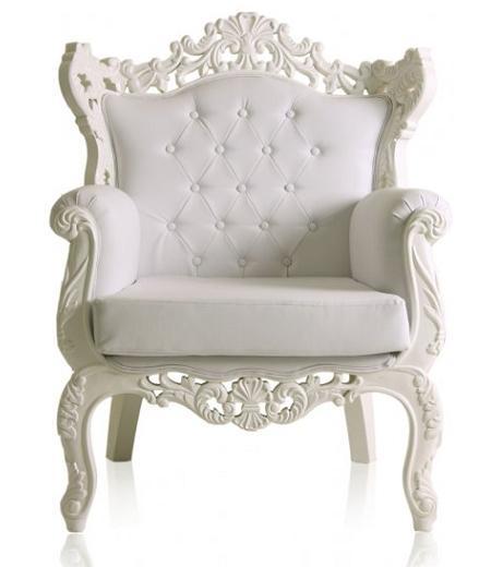 Baños Estilo Barroco:Decoración Los muebles de estilo barroco, muy chics, son tendencia!