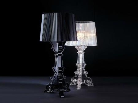 Lámpara barroca