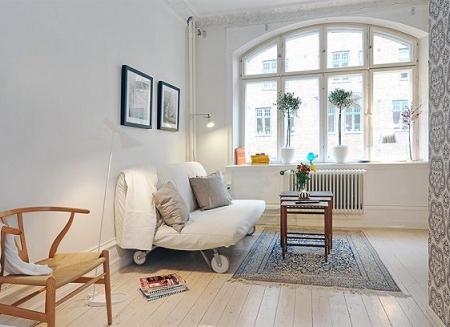 Apartamento inspirador!