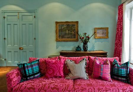 Apartamento de dise o de inspiraci n vintage en for Decoracion vintage para apartamentos