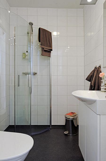 Cortinas De Baño H&M:Decoración Apartamento de un dormitorio, de diseño