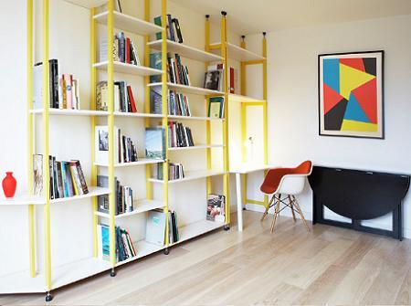 Apartamento funcionalista